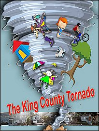 Kingly County blows away an endangered species!